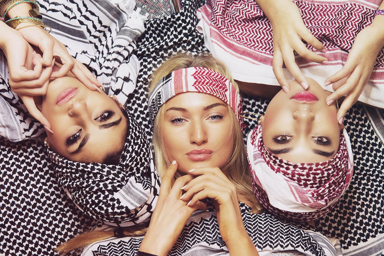 Fashion-Shooting for Helin´s Eyelashes