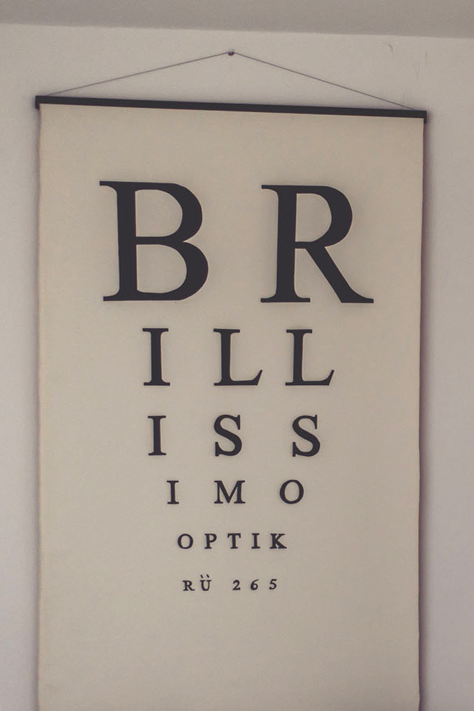 Brillissimo Optik